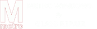 Metro Windows Glass Repair-Logo