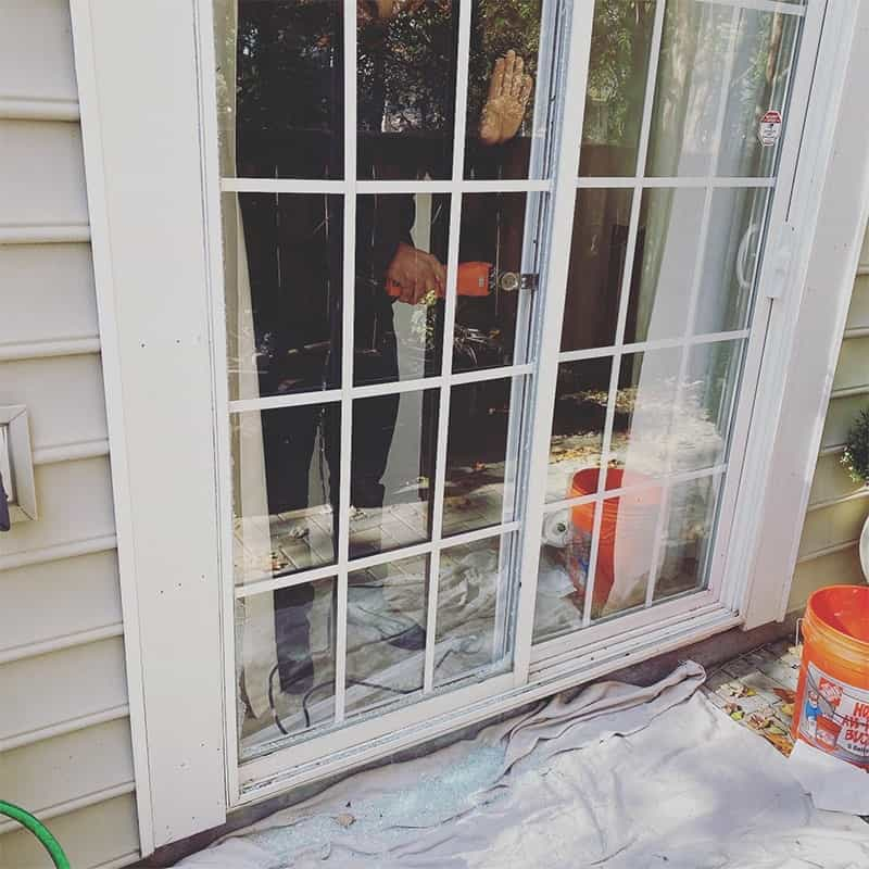 residential glass repair services